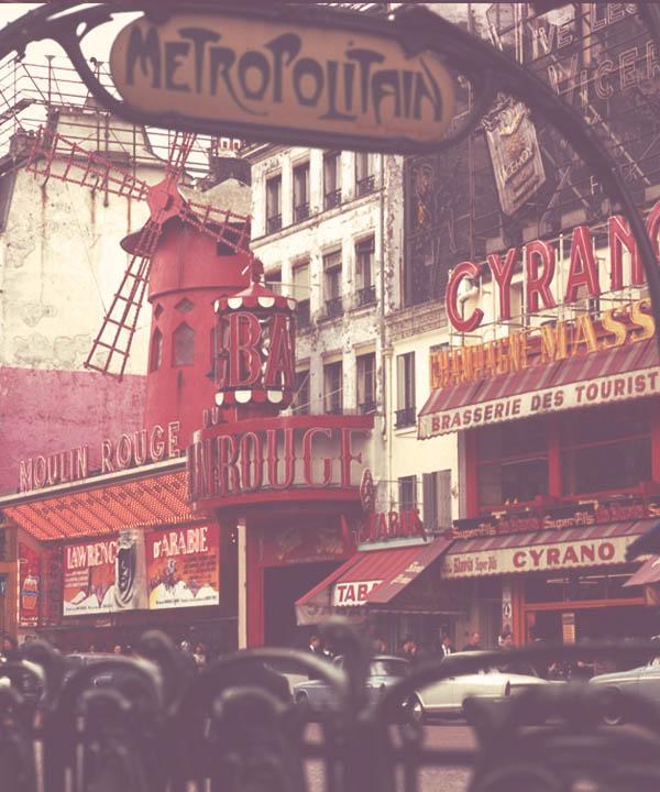 Spectacle Bonjour Paris